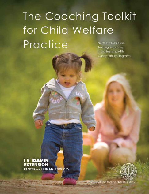 The Coaching Toolkit for Child Welfare Practice