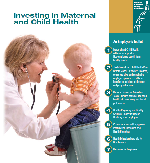 Investing in Maternal and Child Health