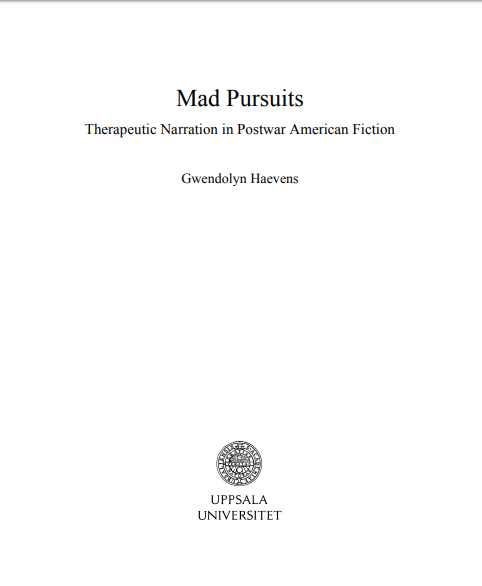 Mad Pursuits